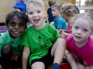 PHOTO GALLERY: Making friends first days of kindergarten in Central Queensland