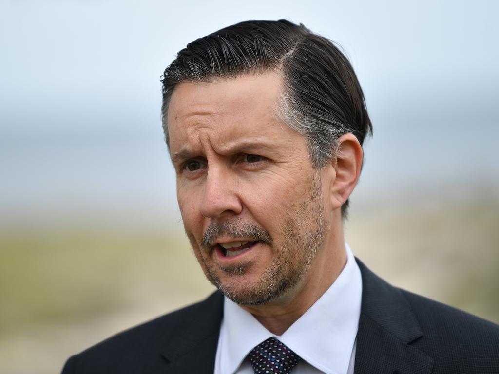 Labor's Climate Change and Energy spokesman Mark Butler. Picture: AAP /David Mariuz