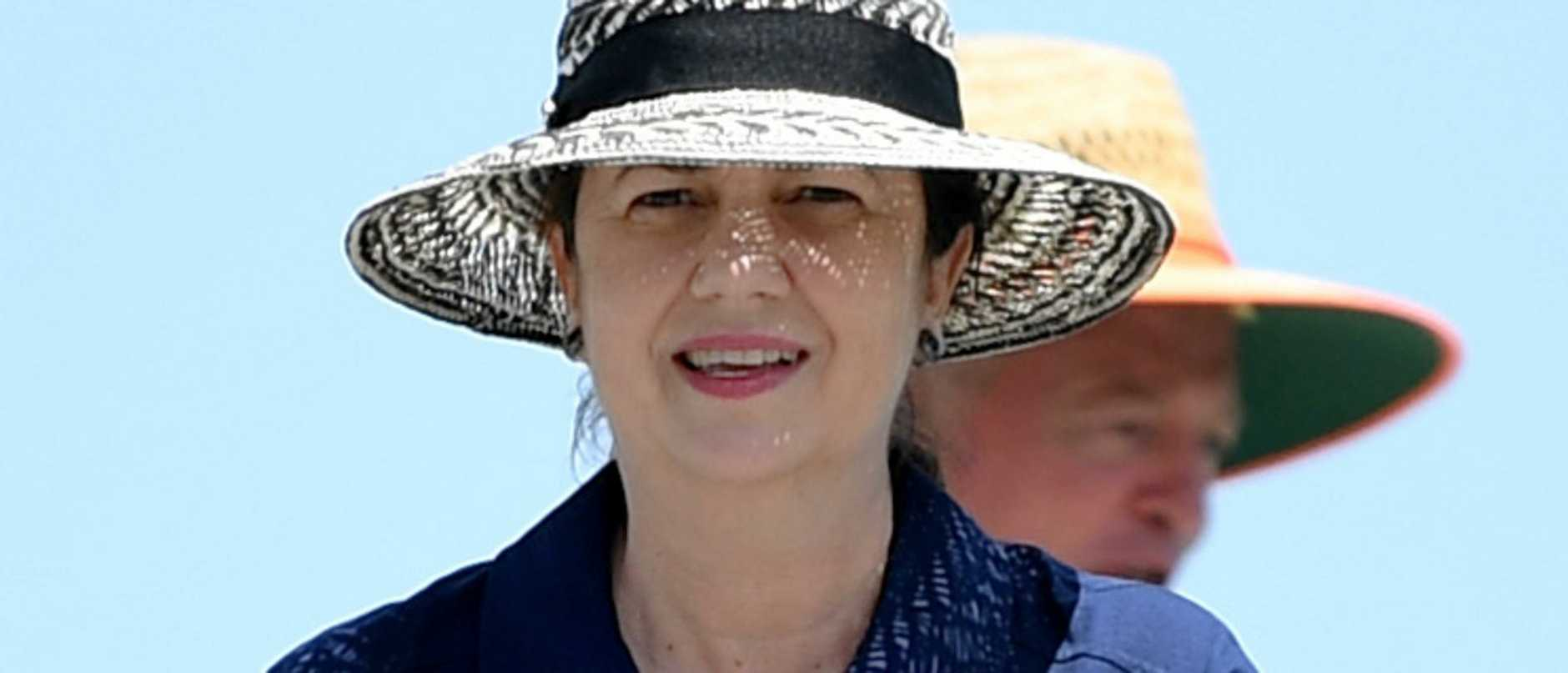 Premier Annastacia Palaszczuk to discuss tourism industry future in Far North visit