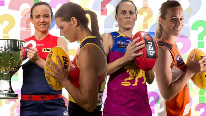 AFLW's stars look at the biggest issues facing the game