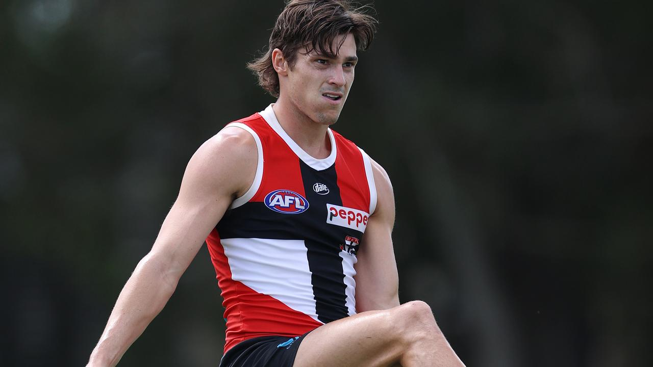Jack Steele is now part of the KFC SuperCoach elite. Picture: Michael Klein