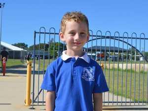 GALLERY: Warwick kids go back to school