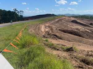 FIRST LOOK: Gympie Bypass landscape changes