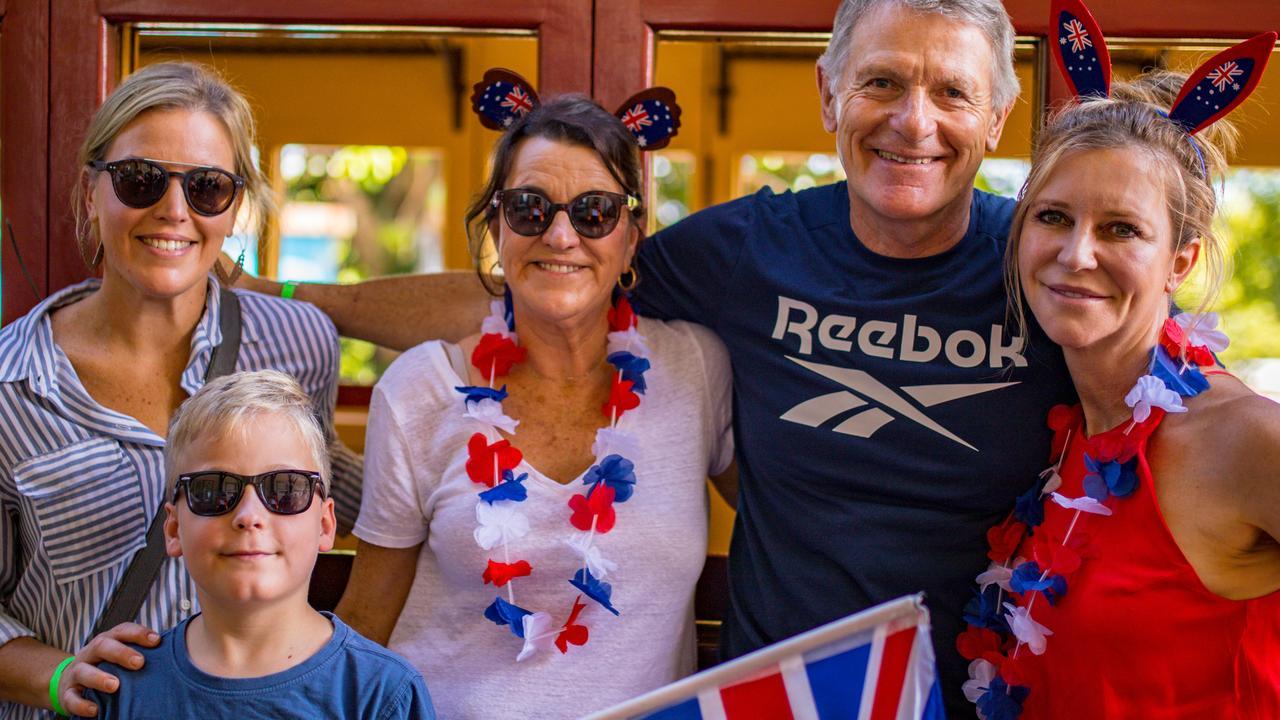 Mary Valley Rattler on Australia Day 2021