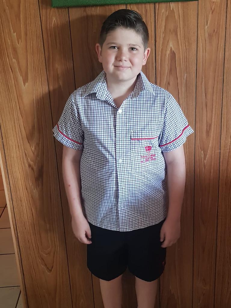 Grade 5 - Adam Hughes