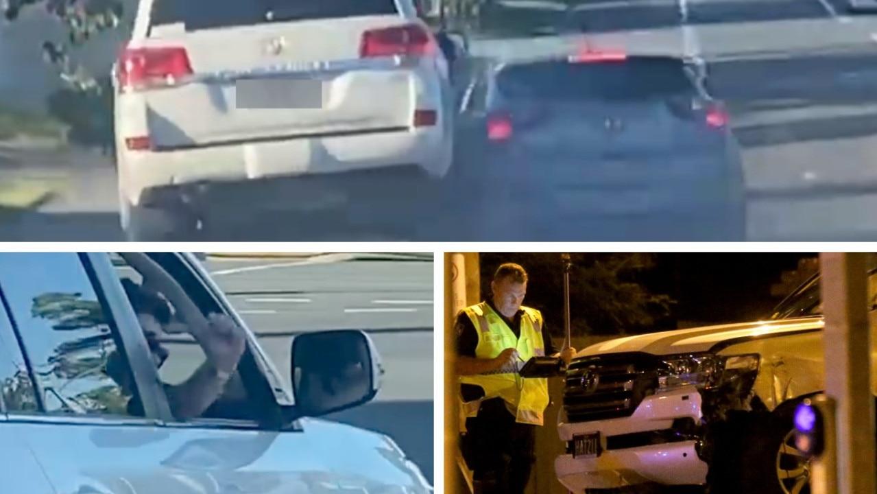 Road rage before fatal crash
