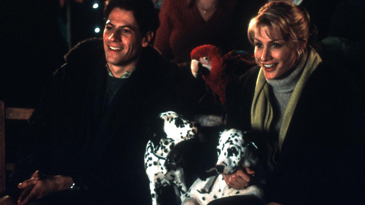 Ioan Gruffudd and Alice Evans in 102 Dalmations.