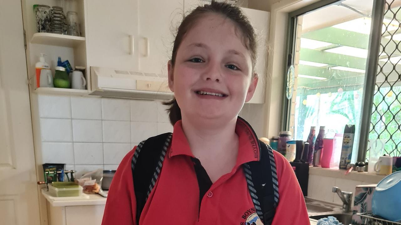 Off to grade 5 - Alison Harris