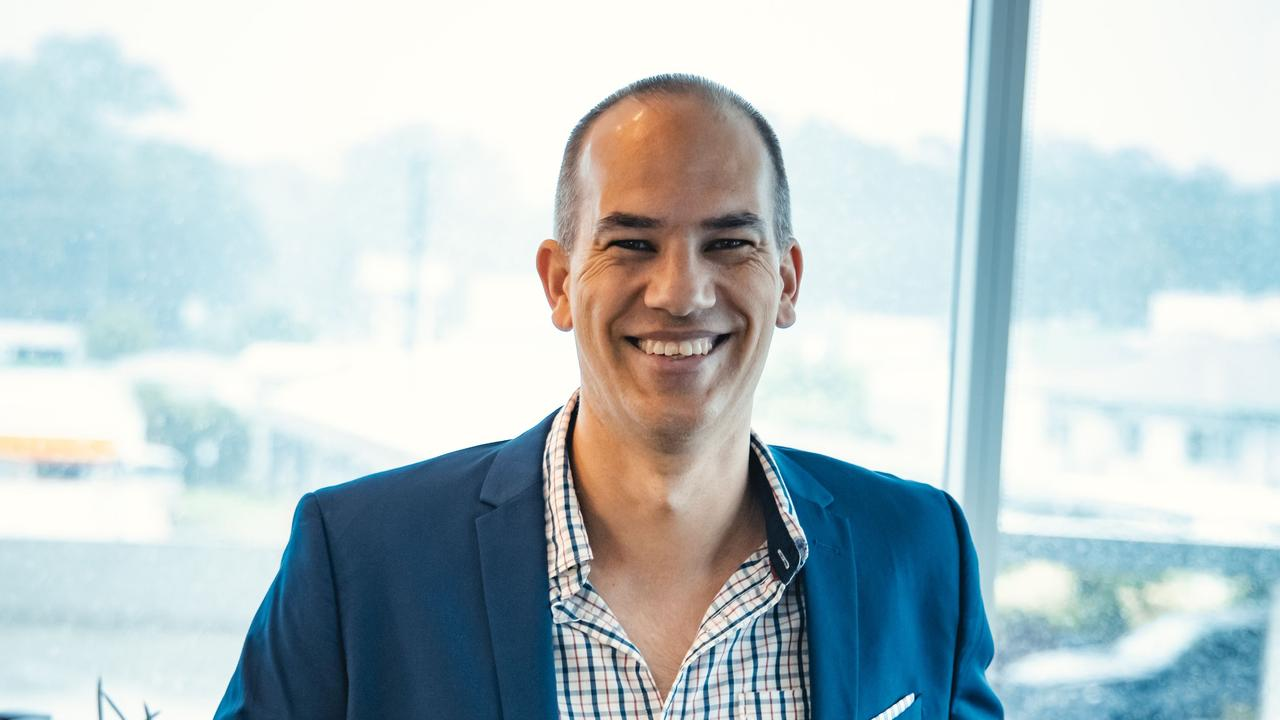 Visit Sunshine Coast CEO Matt Stoeckel has recently started in the role.