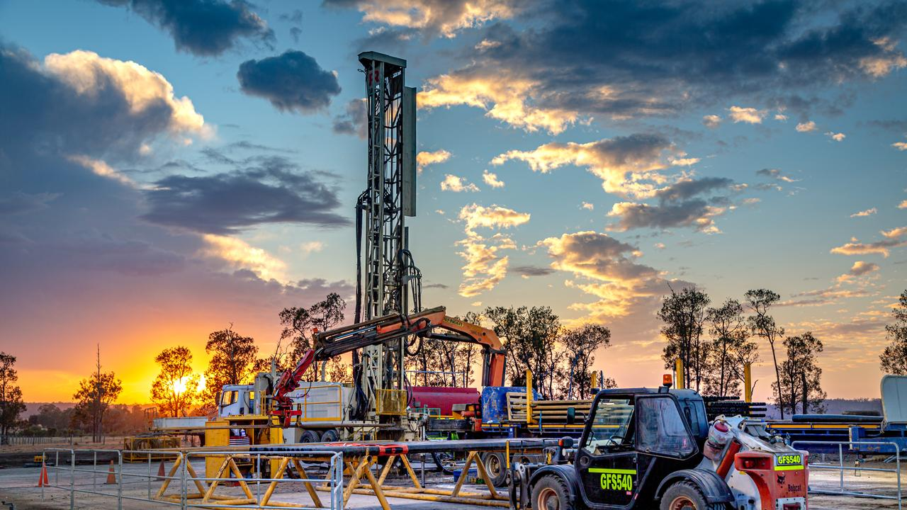 MOVING FORWORD: After the pandemic shut down The Range Gas Project in March, Central Petroleum has announced the project is set to resume with a new partnership. Pic: Supplied