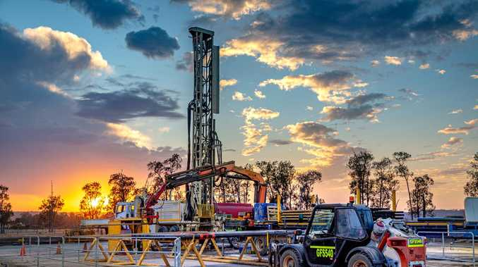 New gas project to start drilling pilot wells