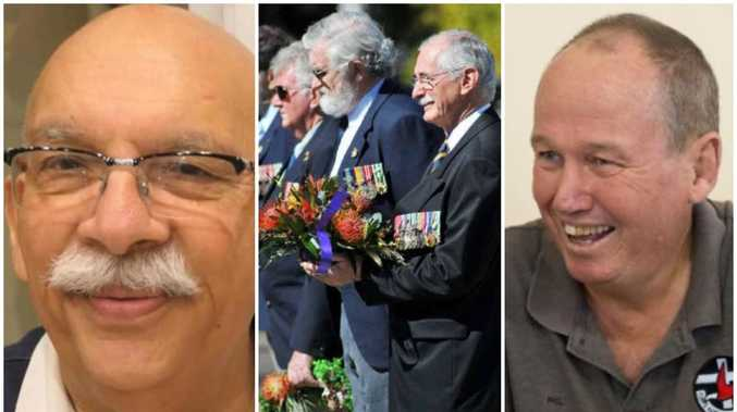 The local legends who joined the Honours List