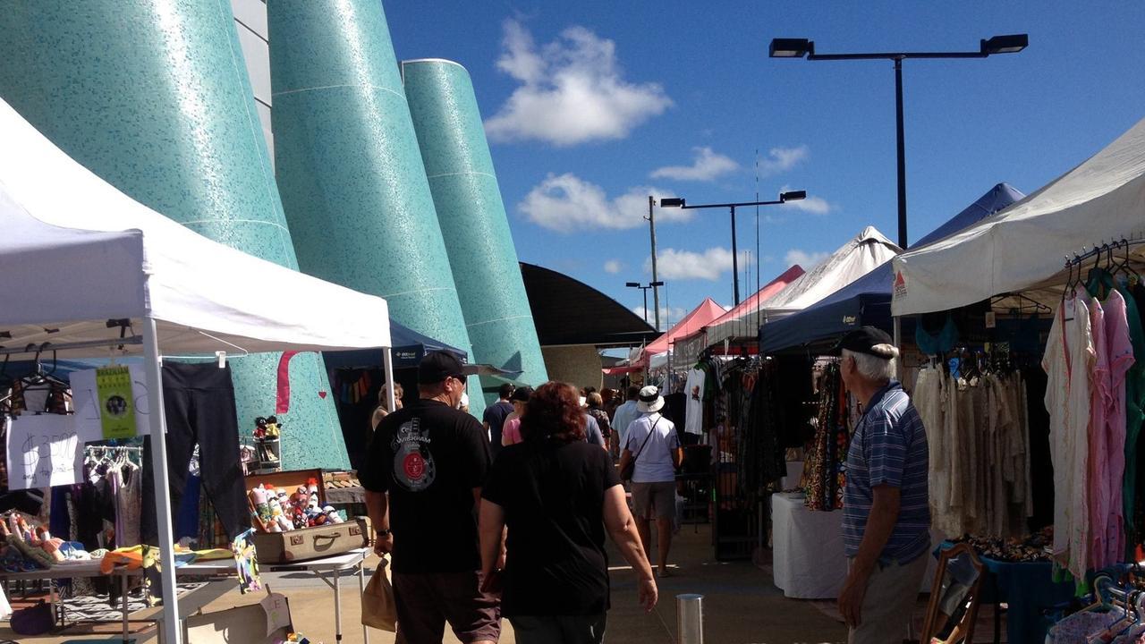 Lennox Head Community Market.