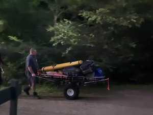 Gardners Falls drowning incident