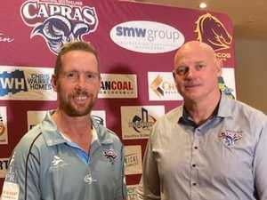 What has CEO so excited about Capras' coaching line-up