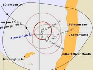 Cyclone warning declared for Far Northern communities