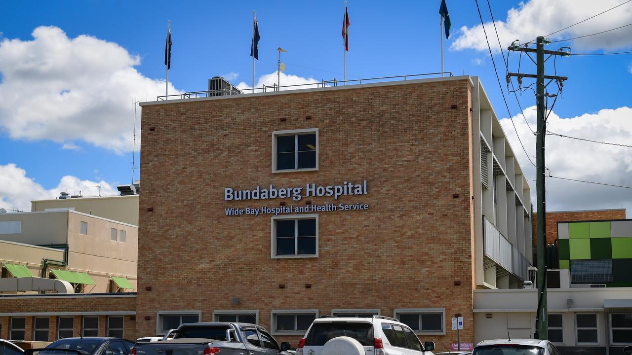 The person was taken to Bundaberg Hospital.