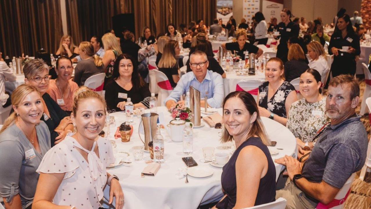 The 2021 International Women's Day GEA function is on again at the Gladstone Entertainment and Convention Centre on March 8.
