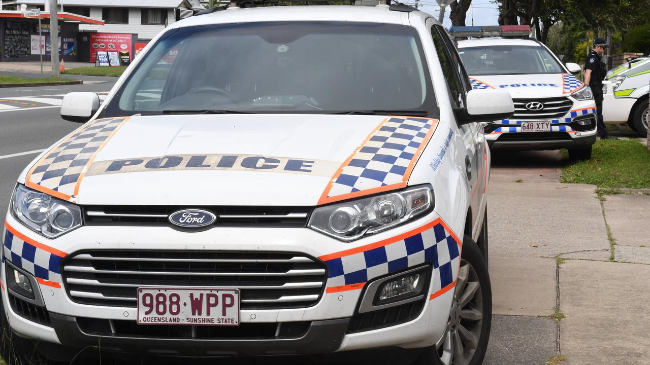 Police are at the scene of a nose-to-tail at Redbank Plains. Pic: file photo