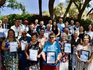 PHOTOS: Inspirational ceremony honours region's best