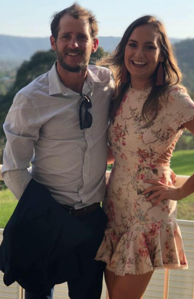 The couple were killed at the intersection of Finucane and Vienna Roads in Alexandra Hills on Tuesday. Picture: Steve Pohlner