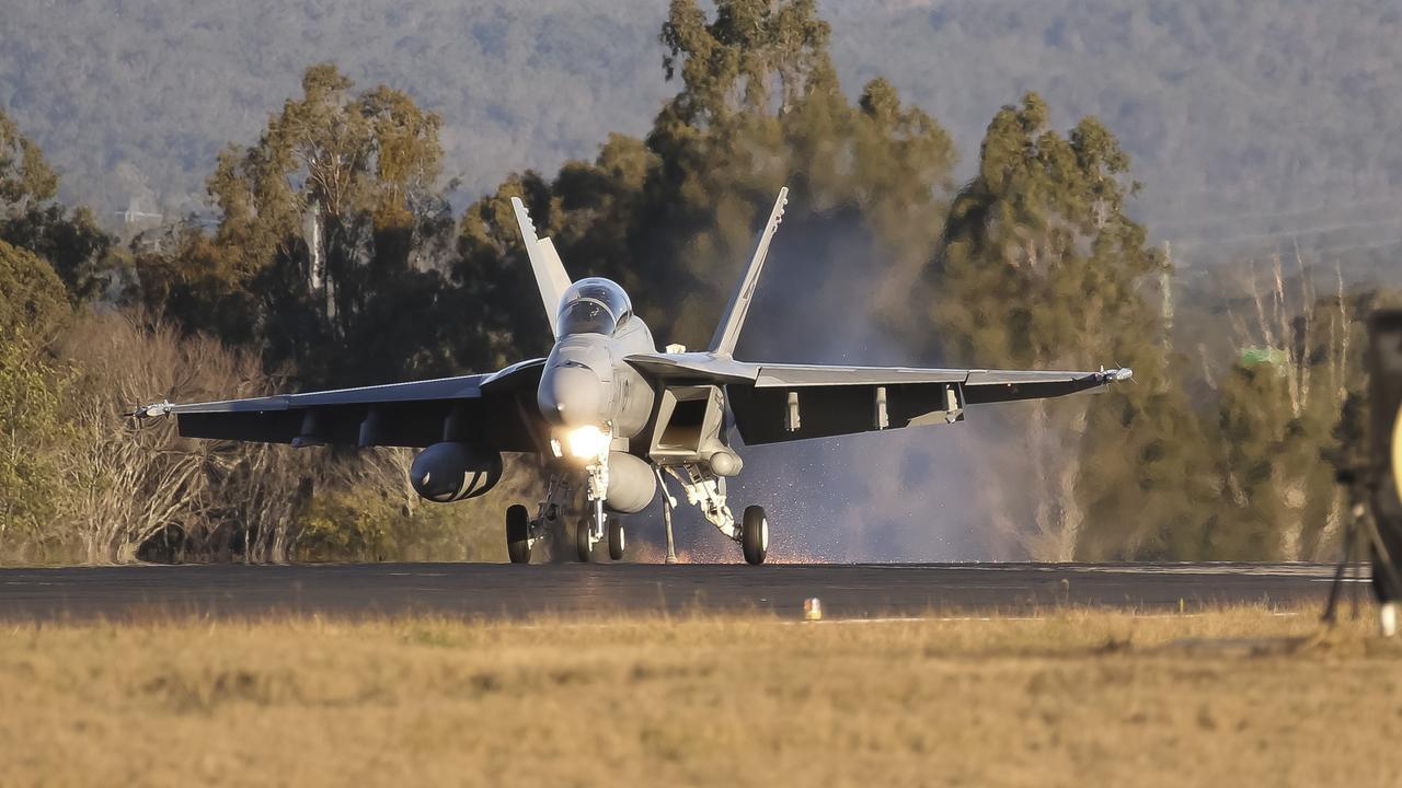 Flightpaths at RAAF Amberley will undergo safety checks next month.