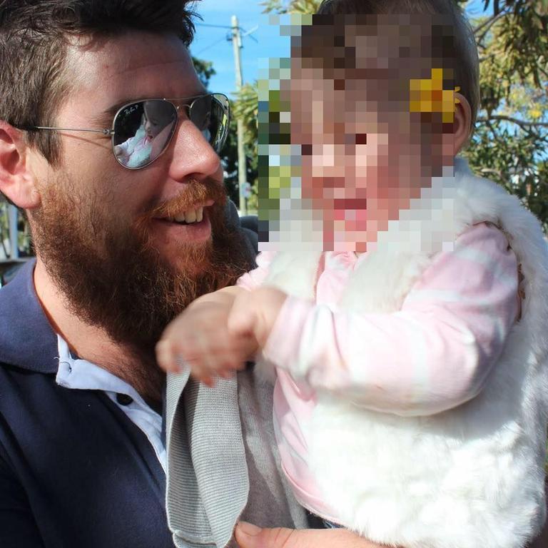Adam Lumsden's tragic death leaves behind two children.