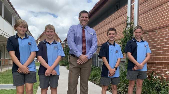 Maryborough school welcomes biggest cohort of students yet
