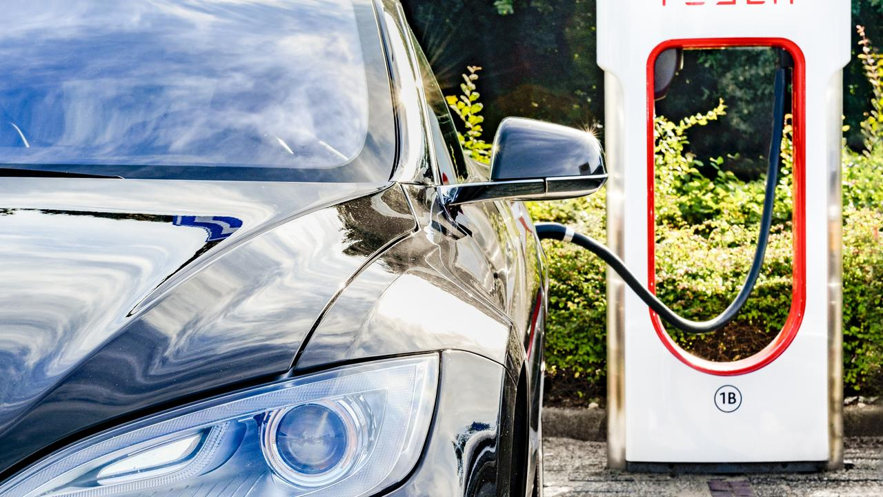 President Biden wants to build more than half a million electric car charging stations.