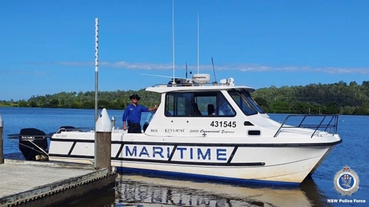 Police from the Rural Crime Prevention Team in conjunction with NSW DPI Fisheries and NSW Maritime concluded Operation Manette, which focused on fisheries, maritime safety and property offences in the Clarence River.