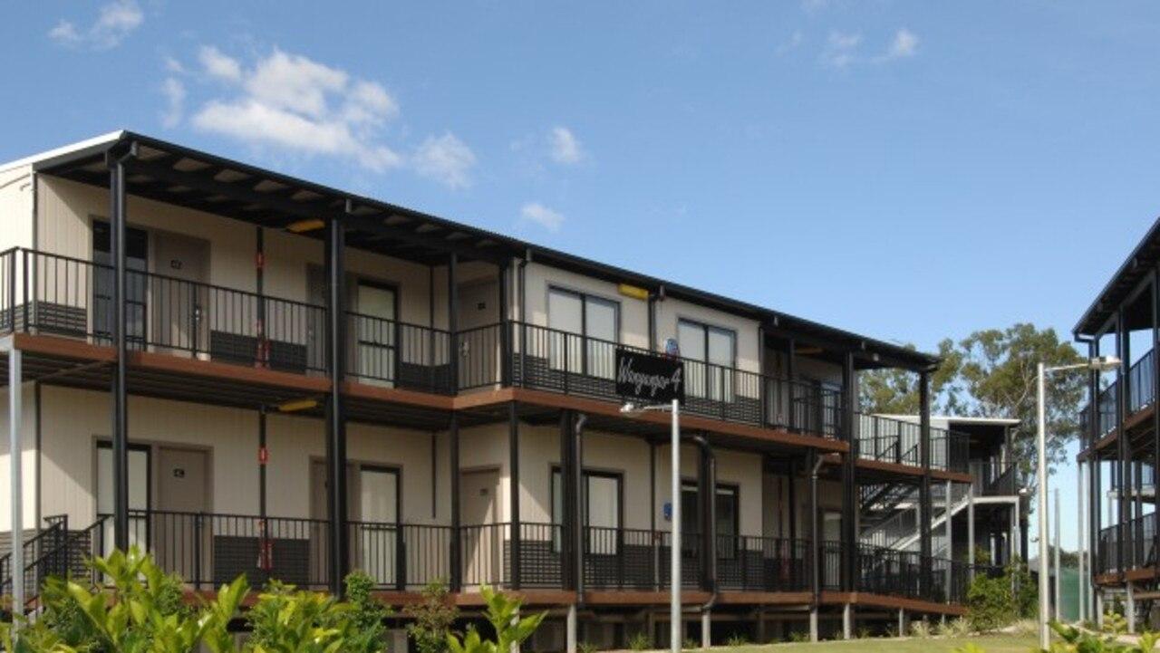 Homeground Gladstone remote accommodation at Calliope.