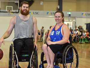 Wheelchair baller hunts second crack at Paralympics