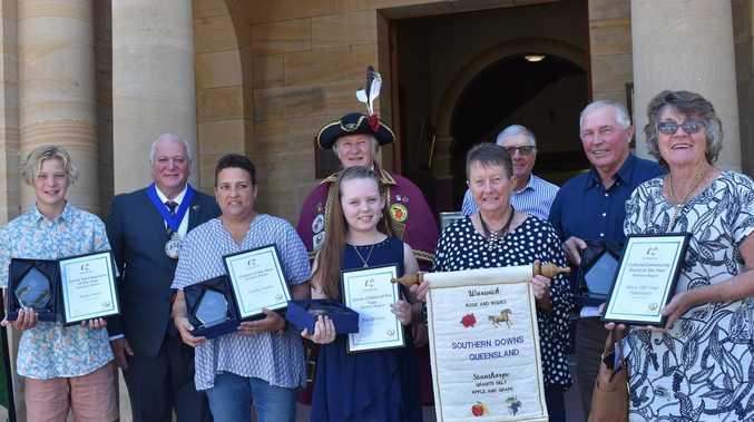 Small town stars shine in 2021 Australia Day Awards