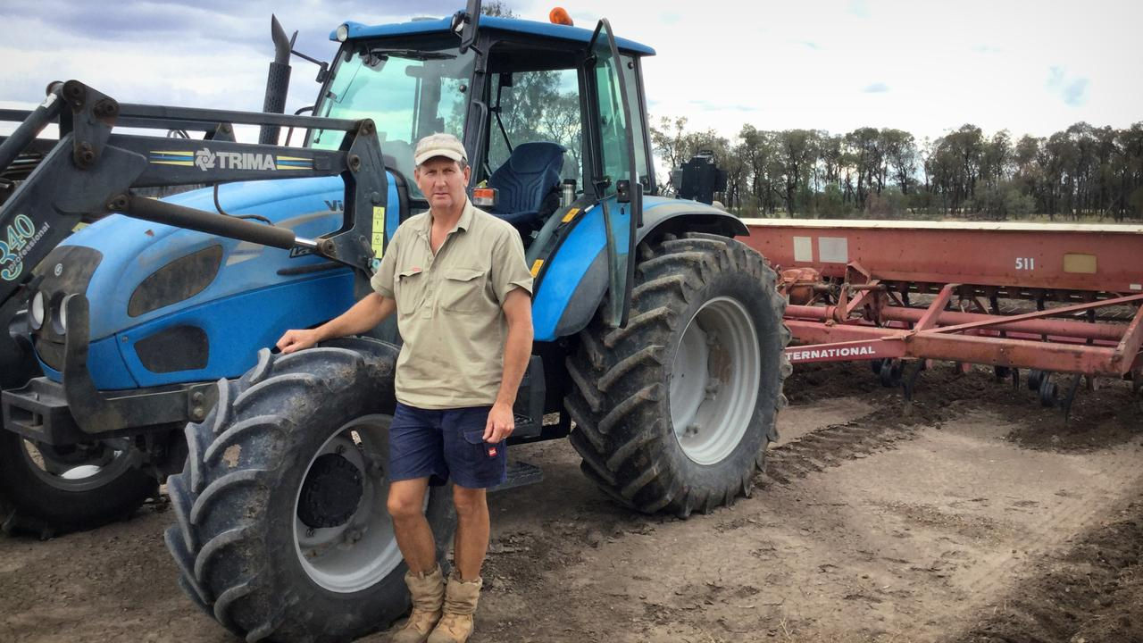 Lawrence Springborg said the Goondiwindi Regional Council is encourging horticulture businesses to move to Inglewood.