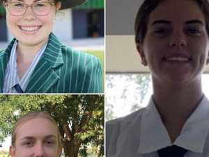 Meet three CQ students in line for a top resources honour