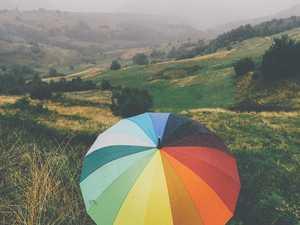 Cool change, light rain hanging around Gympie this week