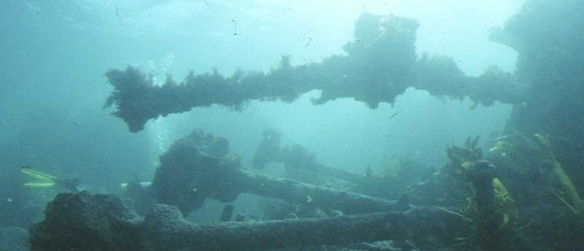 The deadly shipwreck that preceded Harold Holt's drowning death