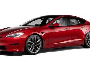Tesla reveals insane new model