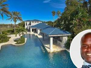Shaq sells mansion after $12m price cut
