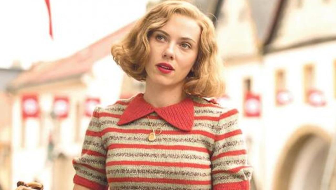 Scarlett Johansson in Jojo Rabbit, which will stream on Star.