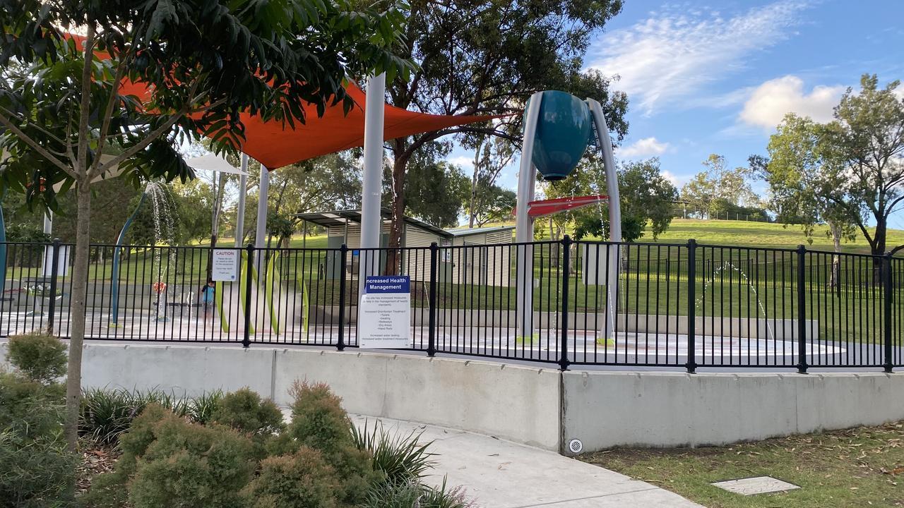 Syringe pricks little girl at popular aqua park