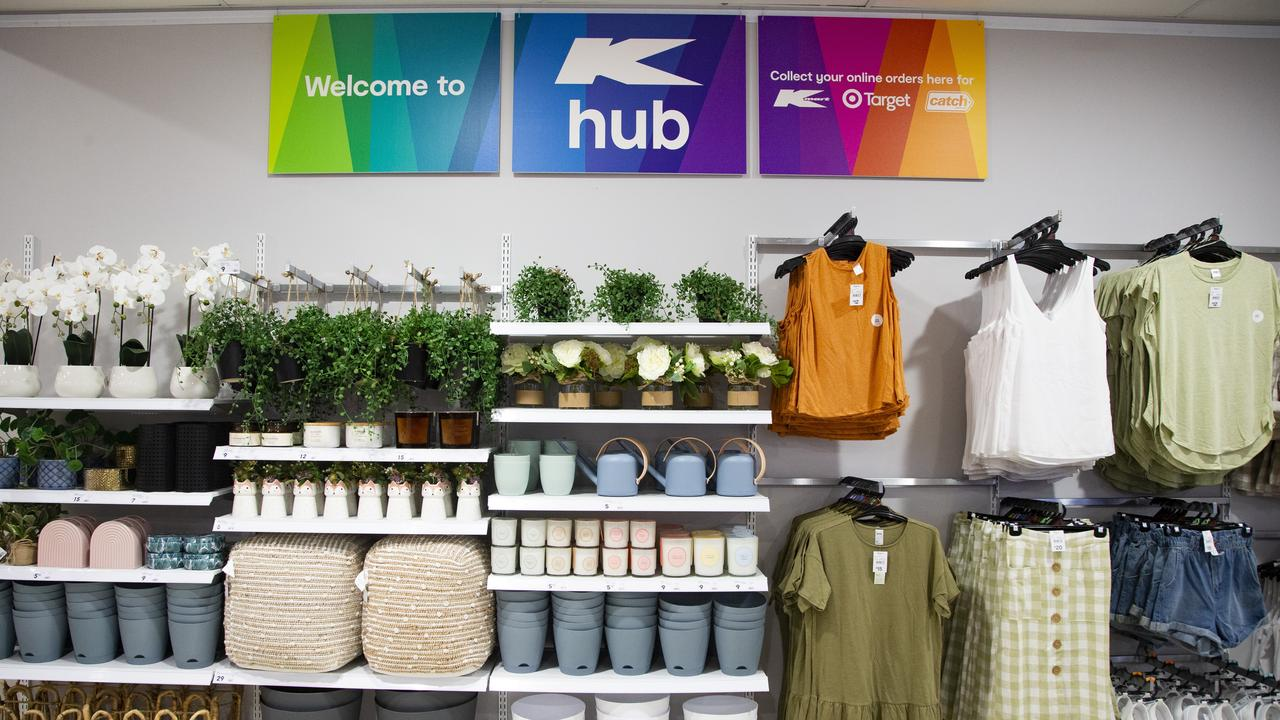 An example of a K-Hub store.