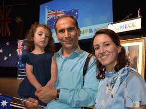 Medico family finds bright future at home in Mackay
