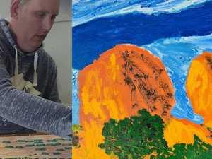 Gympie artist to showcase in prestigious New York exhibition
