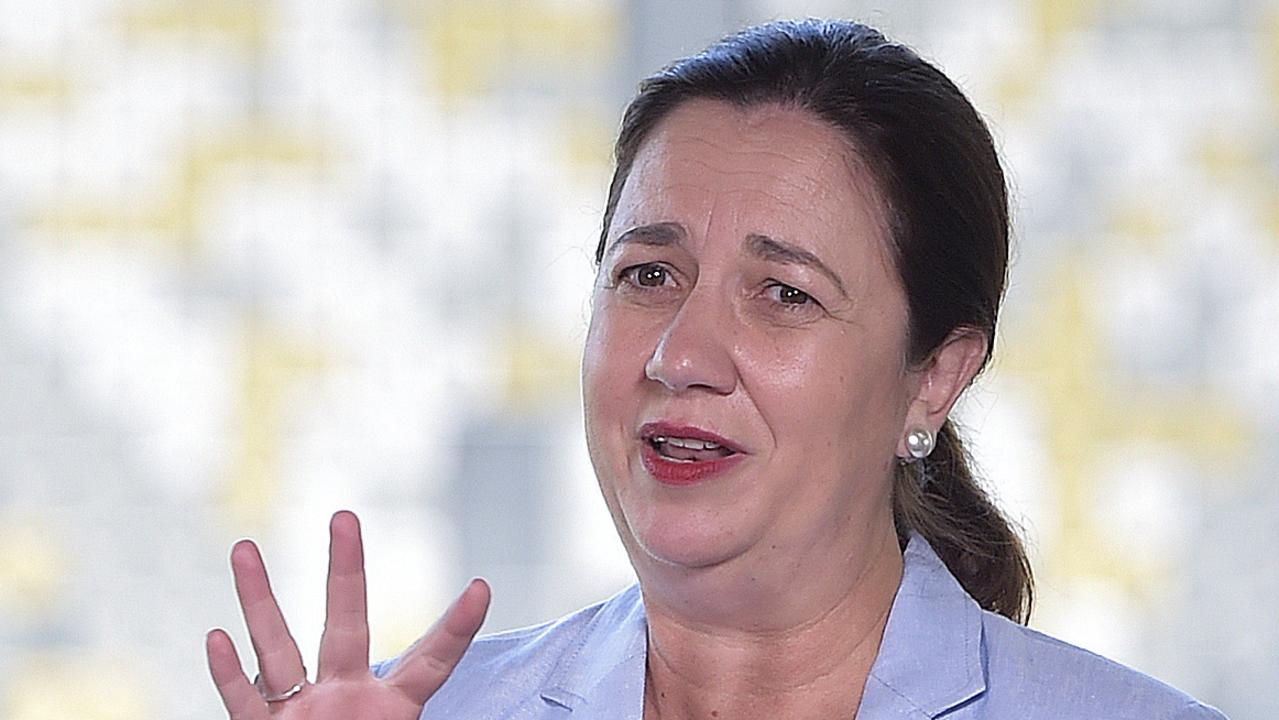 Queensland's borders will reopen to all of NSW within days, Premier Annastacia Palaszczuk has announced this morning.