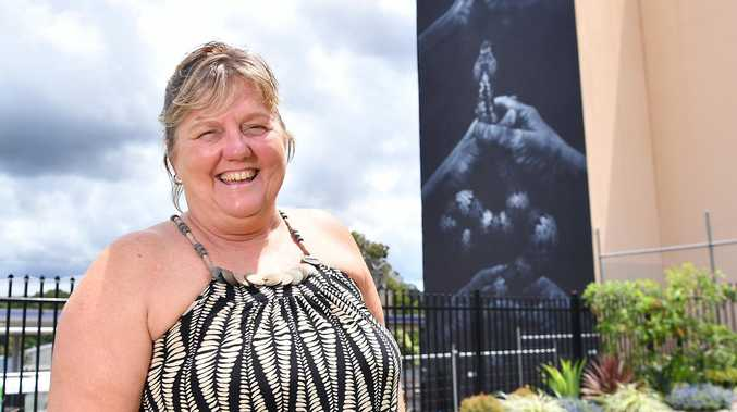 New lights, art restore lustre to town's CBD