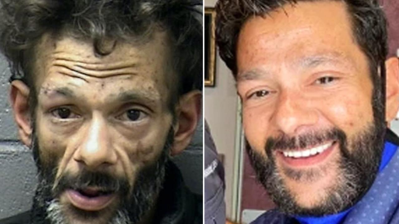 Shaun Weiss of Mighty Ducks fame has gone through a huge transformation since his arrest in early 2020 (left). At right, he's seen in late 2020.