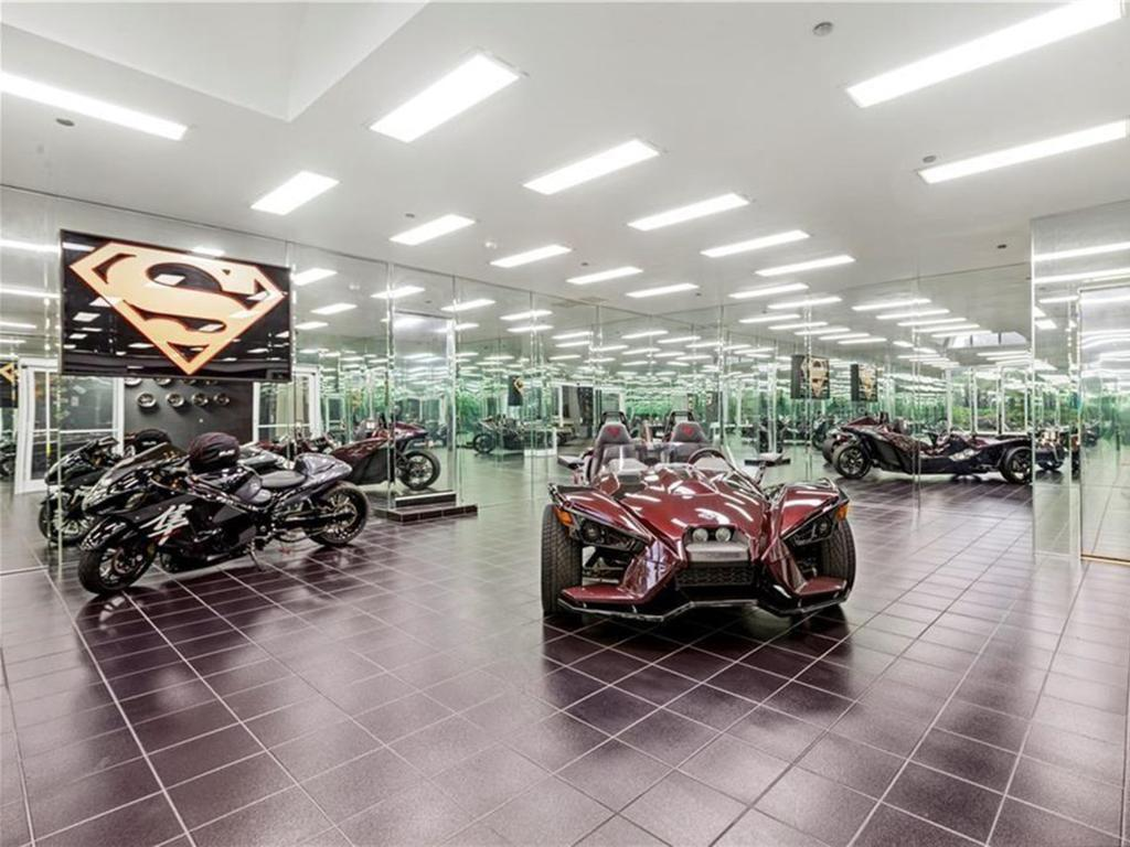 What a garage. Picture: Realtor