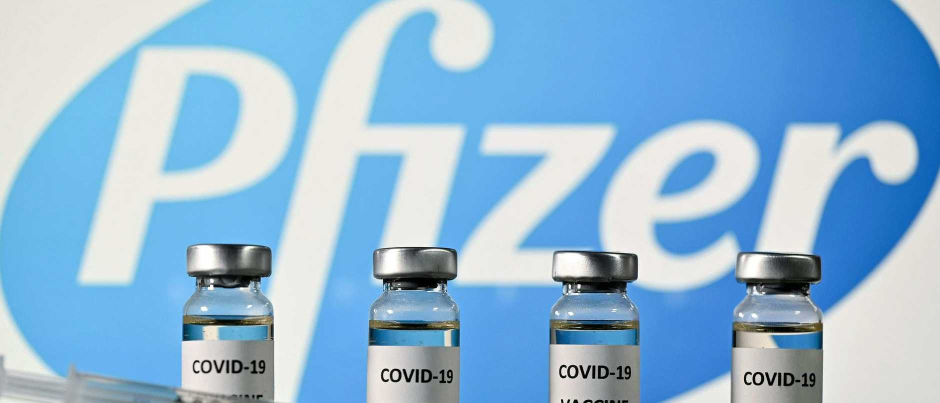 Australians could receive more doses of the highly effective Pfizer vaccine, but a supply chain issue has thrown Australia's rollout plan into doubt.