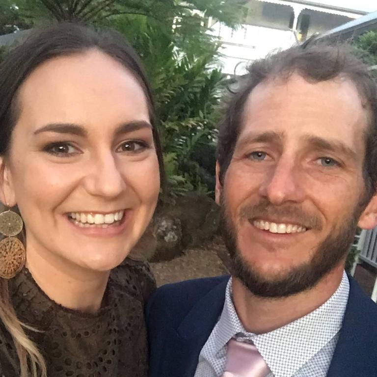 Matty Field and Kate Leadbetter.